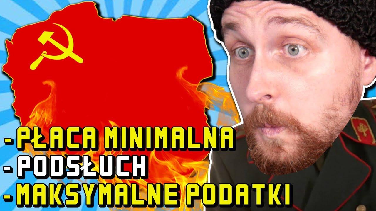 Co gdyby komunizm powrócił do Polski?! - Democracy 4