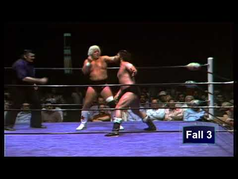 Dusty Rhodes vs Bruiser Brody (Houston, TX August 11, 1978)