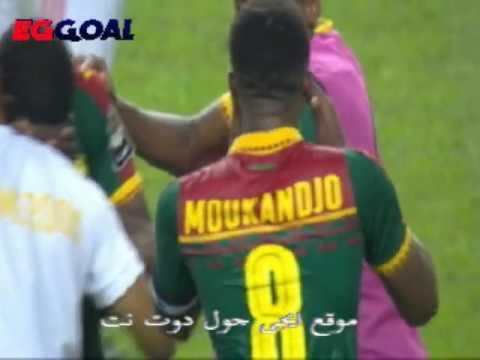 فرحة لاعبيى منتخب الكاميرون بالفوز ببطولة كأس امم افريقيا2017