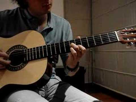 Asilos Magdalena Guitar- The Mars Volta - YouTube
