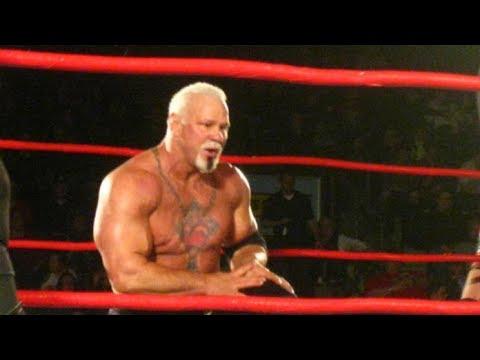 Scott Steiner Breaks Indy Wrestlers Neck