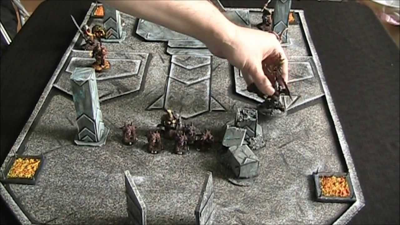 Boss Fight D Amp D Encounter And Tile The Dm S Craft Ep61