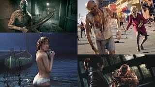 Top 10 New Upcoming Horror Games For PS4 XBOX ONE PC In 2016