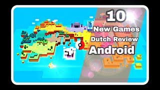 Android top 10  Dutch review met - Pokemon- Helix jump en Pixel art (juli 2018) Nederlands