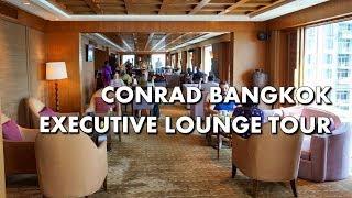 EXECUTIVE LOUNGE & BREAKFAST TOUR - Conrad Bangkok
