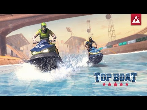 Top Boat - Official Game Trailer || T-Bull