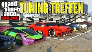 GTA 5 Online | Tuning Treffen: Wer hat das schönste Auto?