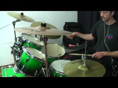 skin just let the sun drum cover.mpg