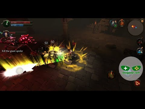 Arcane Quest Legends (Offline) (Android IOS APK) - Role Playing (Hack N Slash) Gameplay
