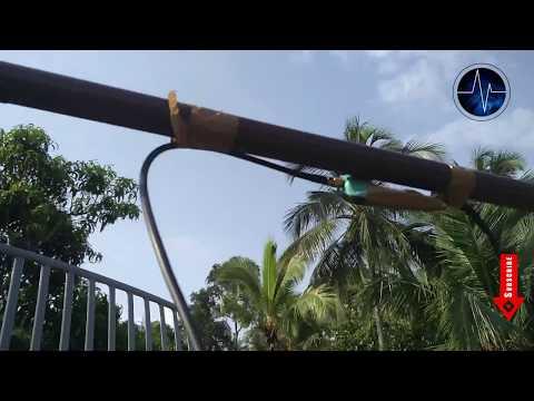 Ultra Long Range WiFi Hacking Station at Home Using Powerful Antenna