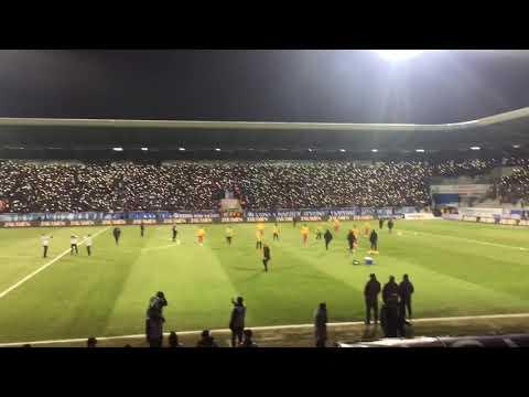 Erzurumspor vs galatasaray CANISI #canısı