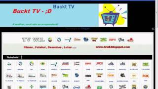 Como assistir TV Online Gratis!