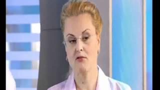 Без грима. Женщина 40 лет