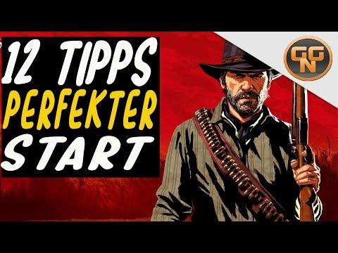 Red Dead Redemption 2 Guide - Einsteiger Tipps - Die besten Einsteiger Tipps