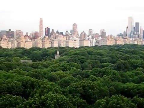 Central Park West Penthouse