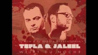Neuer Deutsch Rap // New German Rap Tefla und Jaleel - Hinter dem Regen 2010