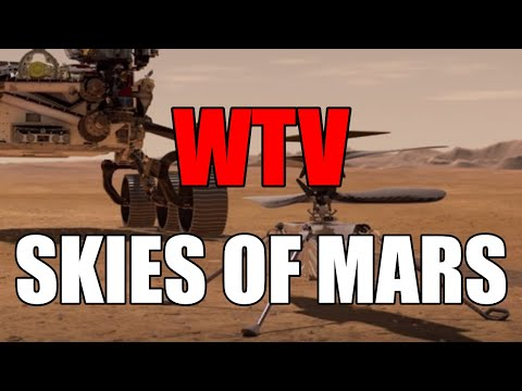 What You Need To Know About The SKIES Of MARS
