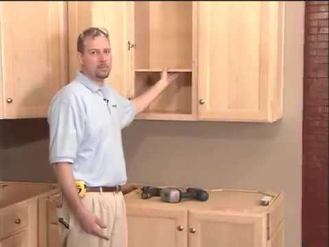 Door Adjustment   Aristokraft Cabinet Installation