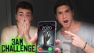 (IT ANSWERED) DO NOT CALL ZOZO AT 3AM // WHAT HAPPENS WHEN YOU CALL ZOZO AT 3 AM CHALLENGE!