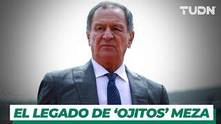 Legado del 'Ojitos' Meza para las Semifinales del Apertura 2019   TUDN