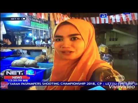 Pasar Cipanas Go Online Pertama Di Indonesia [Liputan Net TV]