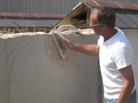 How to Lime Plaster (internal solid wall)