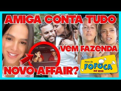 ⚫Áudio: Amiga de Alinne expõe ex-noivo e família + Marquezine é flagrada com ex de Kardashian thumbnail