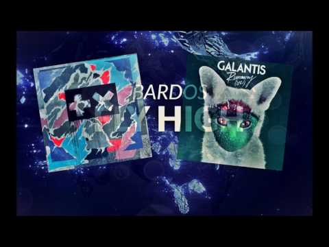 Martin Garrix & Mesto Vs Galantis Vs Bardos - WIEE Vs Runaway Vs Fly High (Martin Garrix Mashup)