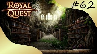 Royal quest #62 Старая библиотека