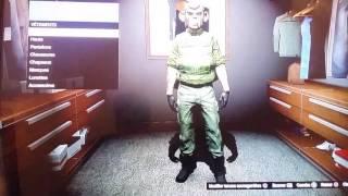 Comment avoir la tenue de ZRK GLITCHEUR sur PS3 1.27