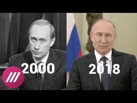 Путин 2000 —Путин