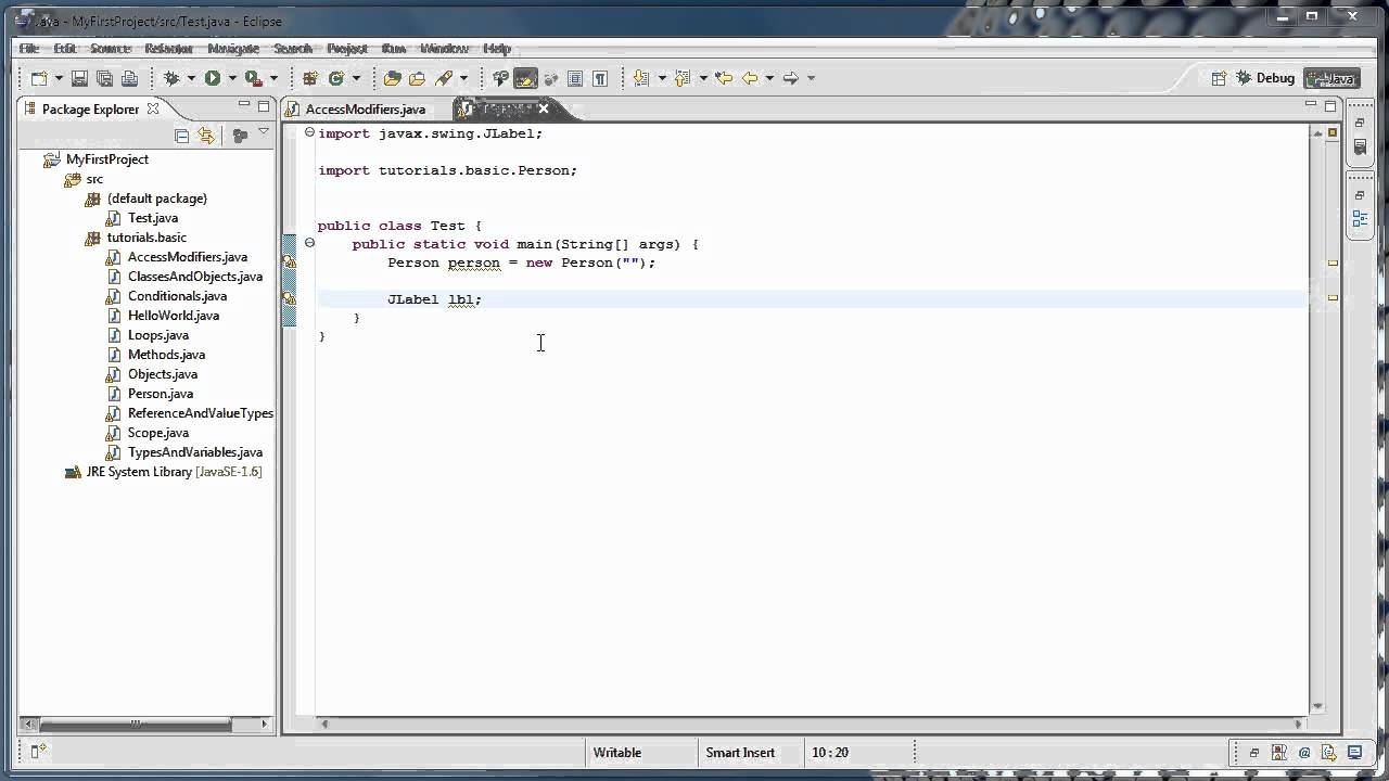 Java programming 12 packages youtube java programming 12 packages baditri Images