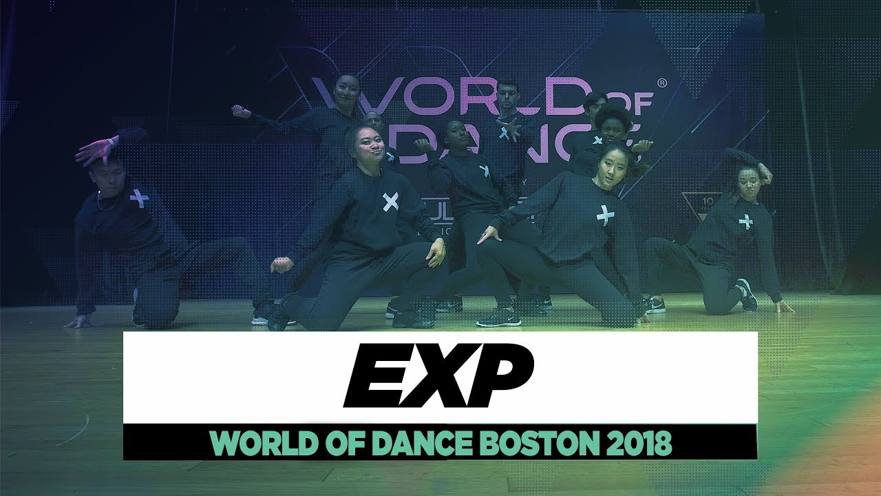 EXP | Team Division | World of Dance Boston 2018 | #WODBOS18