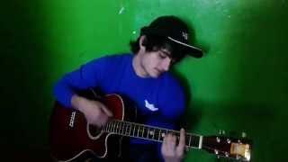Мотылек на гитаре