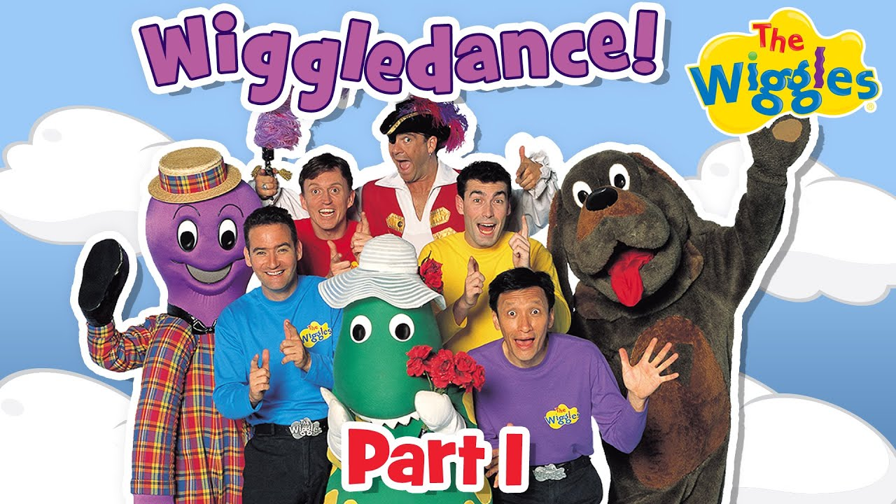 huge selection of 0d5dc 501a4 Classic Wiggles  Wiggledance! (Part 1 of 4) - YouTube