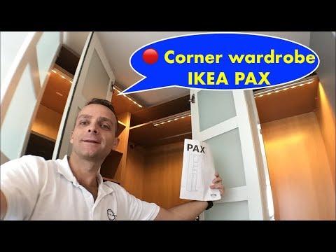 🔴 Live stream pax wardrobe corner mistakes  pax wardrobe corner frames and doors aligning