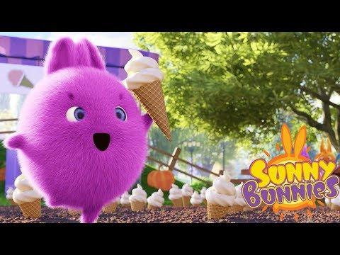Cartoons for Children | SUNNY BUNNIES - ICE CREAM FARM | Funny Cartoons For Children