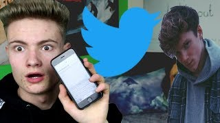 I went UNDERCOVER as a James Essex stan account on Twitter and FAILED MISERABLY...