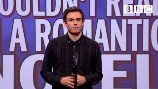 Lines you wouldn't read in a romantic novel | Mock the Week - BBC