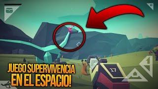 LANZAMIENTO JUEGO SUPERVIVENCIA ESPACIAL FECHA DE SALIDA PARA ANDROID & iOS!