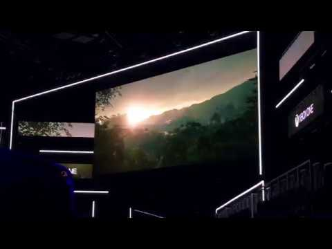 Just Cause 4 E3 Crowd Reaction! - E3 2018
