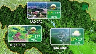 Thời tiết du lịch 18/12/2018: Đến với vùng cao miền núi phía Bắc | VTC14