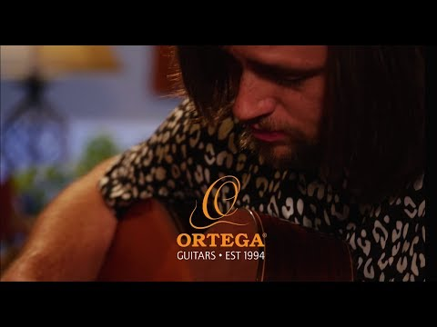 "Ortega Guitars Artist - Joseph Lyle  - ""The Mallard"" - Acoustic Finger-style Guitar"