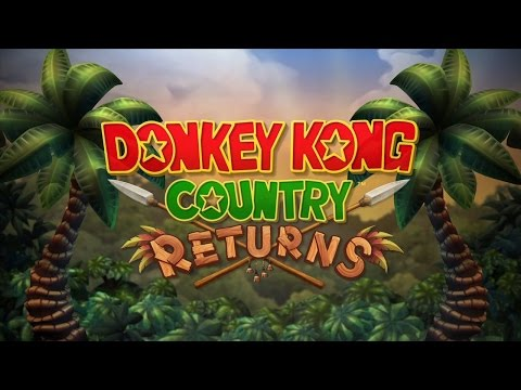 Donkey Kong Country Returns LETS PLAY #1