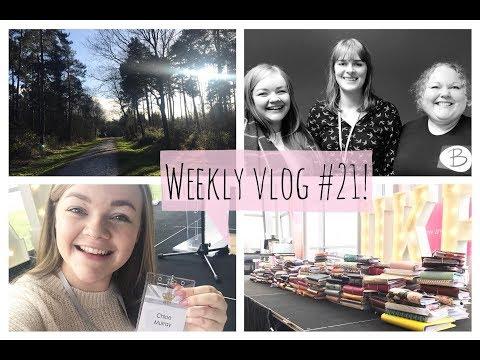 Weekly Vlog #21   2018   The UK Planner Addicts Big Meet!