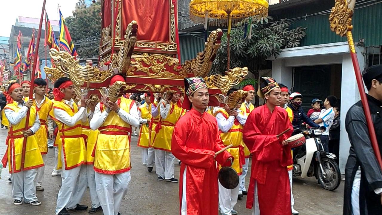 Hội làng Tam Tảo