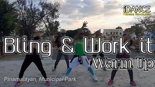 BLING & WORK IT Warm Up Playlist l ZUMBA l Dj Pantog Mix
