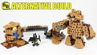 LEGO BATMAN MOVIE 70904 ALTERNATIVE BUILD McCASKILL CAPTURE