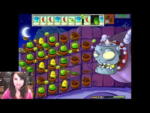 Download GAMING TEST 3 - Plants vs Zombies Final Boss Fight Screenshots