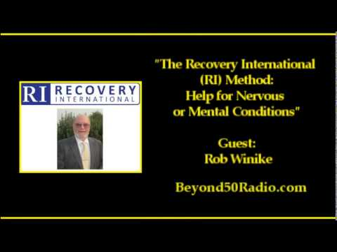 The Recovery International (RI) Method: Help for Nervous or Mental Conditions